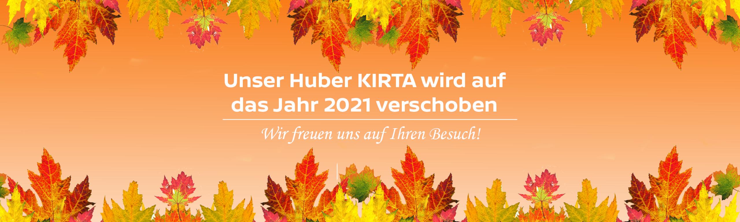 Huber Kirta Bild