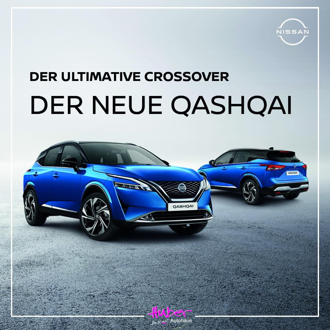 NISSAN QASHQAI – Der ultimative Crossover