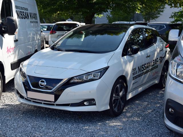 Leaf 40 kWh Direktantrieb – TEKNA
