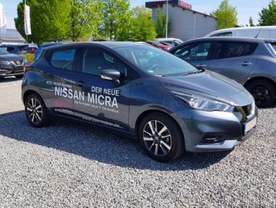 Micra 0.9 IG-T Schaltgetriebe – Acenta