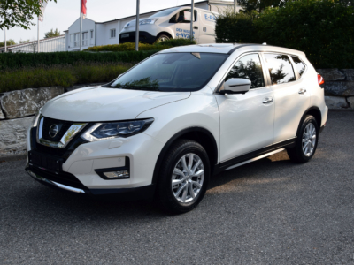 X-Trail 1.7 dCi ALL-MODE 4x4i Xtronic AT – Acenta