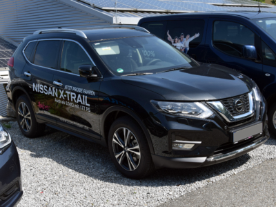 X-Trail 1.7 dCi ALL-MODE 4x4i Xtronic – N-Connecta